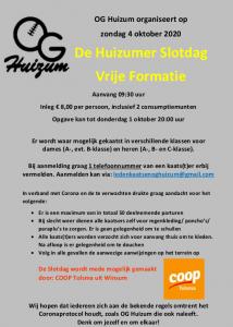 Slotdg IG-Huizum 2020