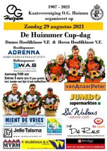 Affiche cupdag2021